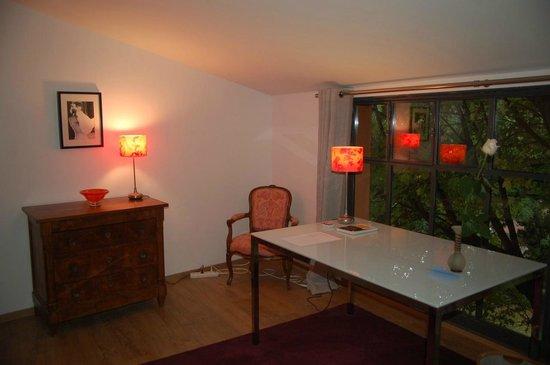 Le Jardin de Beauvoir: Chambre*Suite