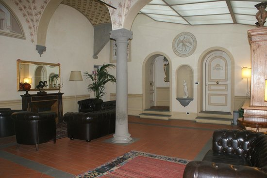 Firenze Suite: Zona de estar