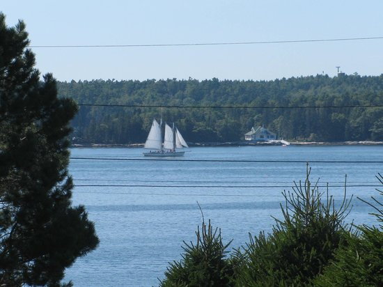 Spruce Point Inn Resort and Spa: Tranquility