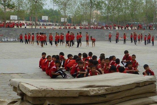 Shaolin Temple: School ground of Kung Fu school