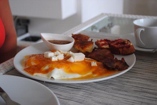 Beloved Playa Mujeres: Breakfast, Yum!