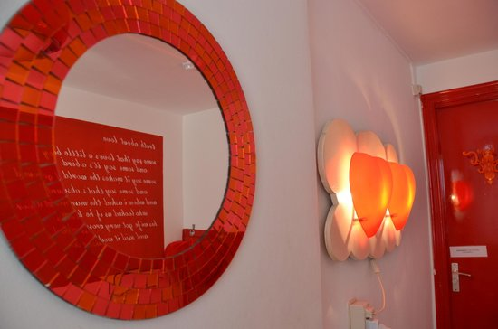 The Greenhouse Effect: Red light room