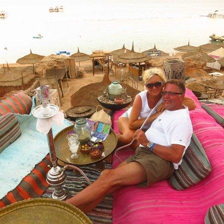 Farsha Café: Perfect romantic setting