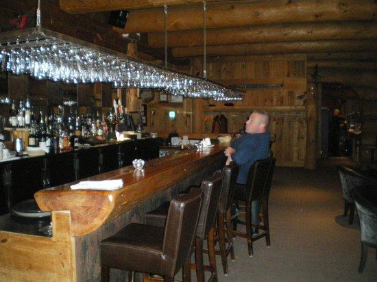 Hotel Sacacomie : Bar