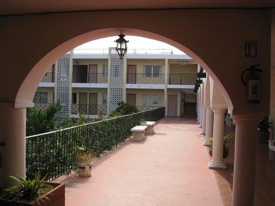 Maria de la Luz Hotel: Hotel