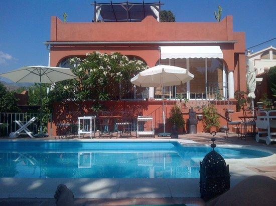 Villa Tiphareth: Chez Martine et Mike