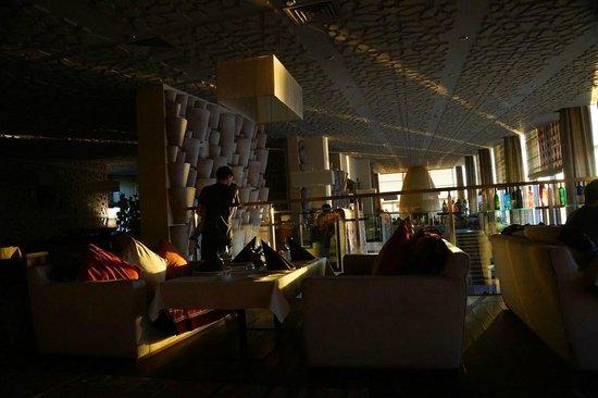 Pashmir Restaurant : зал