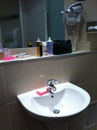 L'Ouest Hotel: bagno