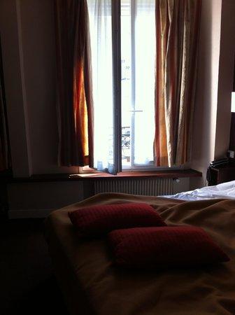 L'Ouest Hotel: stanza