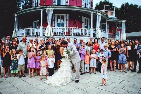 Auberge de La Tour du Lac: Mariage et évènements