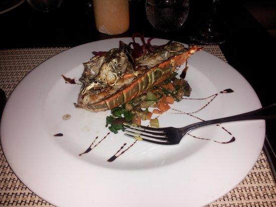 Gabi Beach : awesome lobster