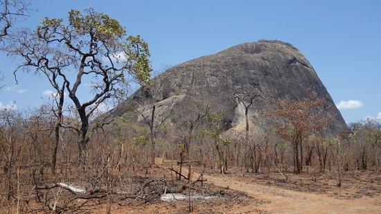Lugenda Bush Camp : Beautiful Lugenda in September