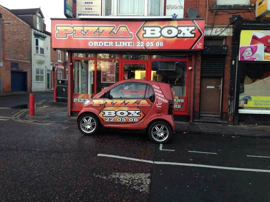 Pizza Box Middlesbrough Menu Prices Restaurant Reviews