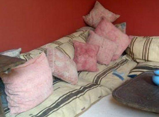 Il Convento di Santa Maria di Costantinopoli : Cushions