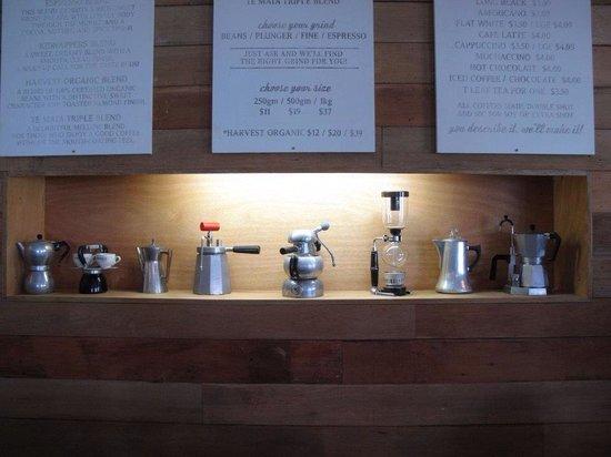 Hawthorne Coffee: Hawthorne.