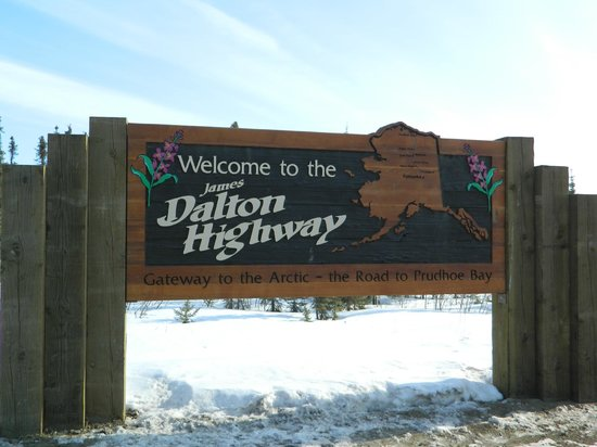 Northern Alaska Tour Company: The Dalton!