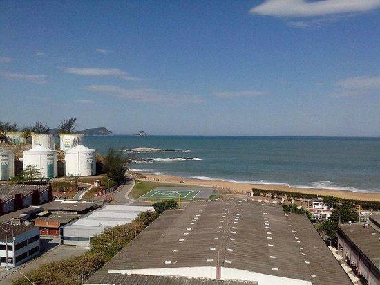 Hotel Atlantico Macae: Base da Petrobras