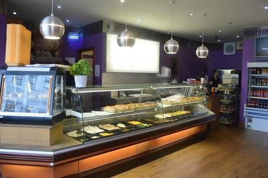 Photo of English Restaurant Dejavu Sandwich Bar at 57 Rose Street, Aberdeen, United Kingdom
