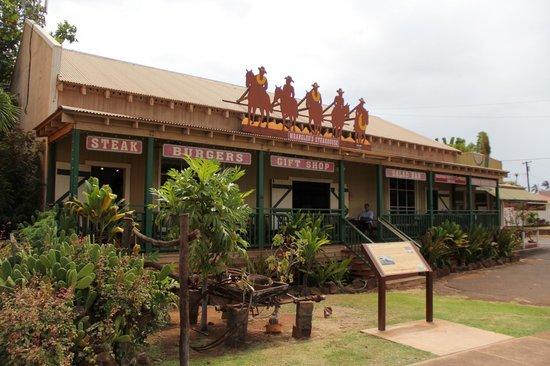 Restaurant Picture Of Wranglers Steakhouse Waimea Tripadvisor