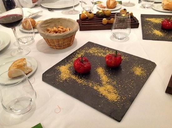 "Restaurante Casa Direccion: I ""falsi pomodori"""