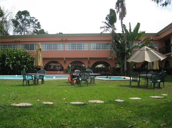 Hotel Chichen Itza: Niet gezellig