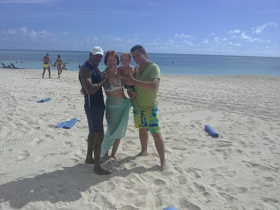 Now Larimar Punta Cana: With best staff