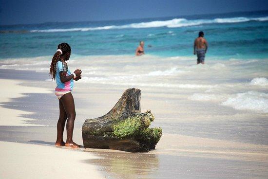 Villas Picalu B&B Boutique: Una playa alucinante, recomendada por los dueños del hotel