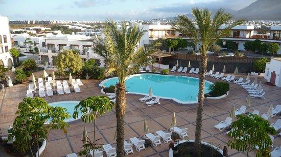 Gran Castillo Tagoro Family & Fun Playa Blanca: piscina NO climatizada