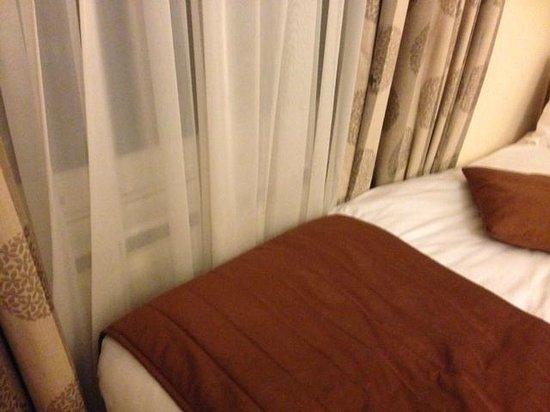 Duke of Leinster Hotel: acceso a las camas