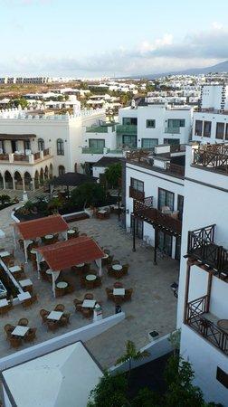 Gran Castillo Tagoro Family & Fun Playa Blanca: terraza