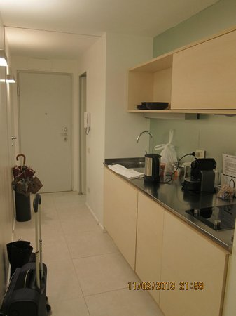 Allegro Apartments Duomo : kitchenette