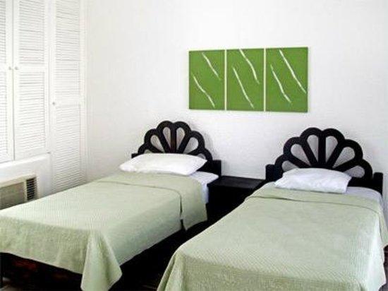 Las Gaviotas Hotel+Rent Aparment: Habitacion con 2 camas Individuales