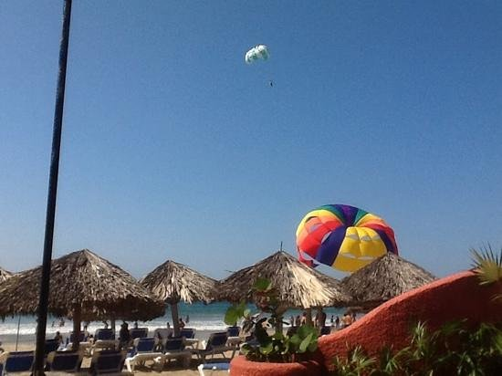 Holiday Inn Resort Ixtapa: perfect day