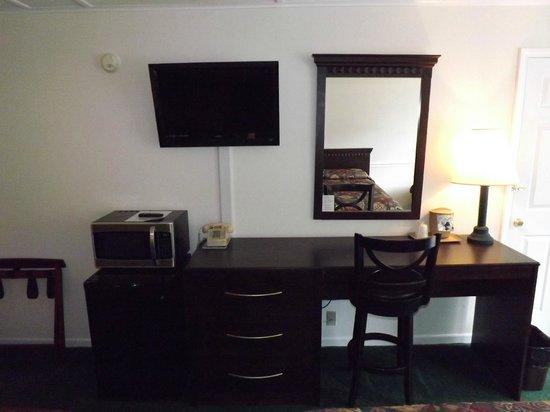 Parkway Inn : Upgraded Room