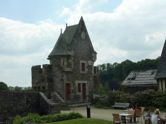 Château de Fougères: Outro aspecto da cidadezinha