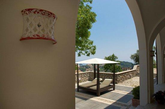 Portico del Paradiso : relax..