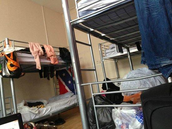 Tribal Hostel London: Room