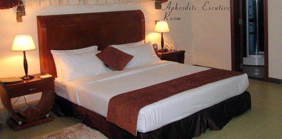 Aphrodite International Hotel: Aphrodite Executive Room