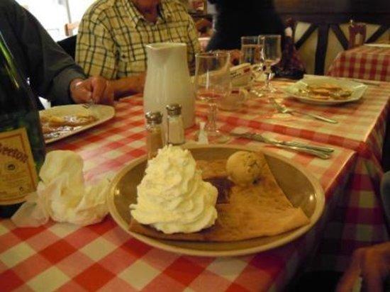 Creperie Snack Sainte Barbe: Dessert