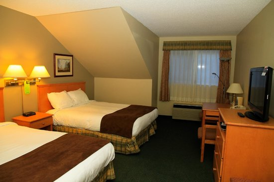 The Coast Hillcrest Resort Hotel : Room