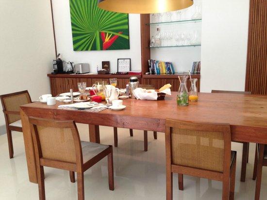 Casa Colonial Paraty: Café da manhã