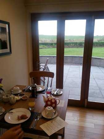 Chapel of Barras Farm Bed & Breakfast: comedor