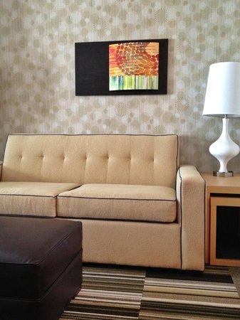 Home2 Suites by Hilton Columbus: room