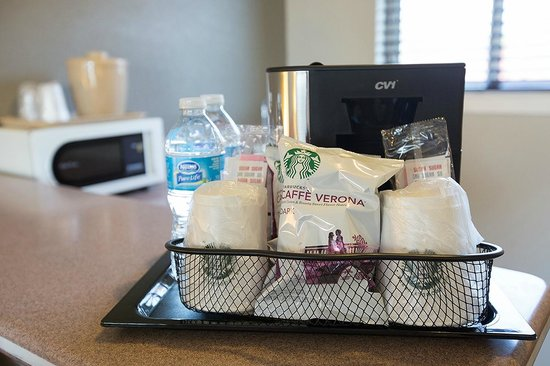 Hotel Parmani: In-Room Amenities featuring Starbucks coffee