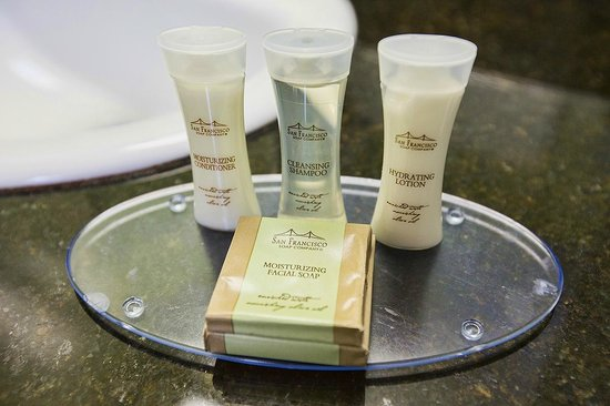 Hotel Parmani: Bathroom Amenities