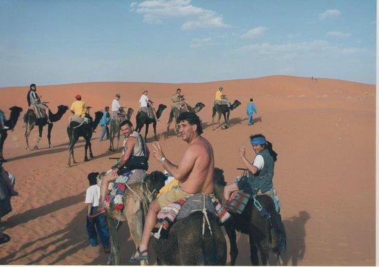 Merzouga Online - Camel Trekking - Day Tours: Great experience!