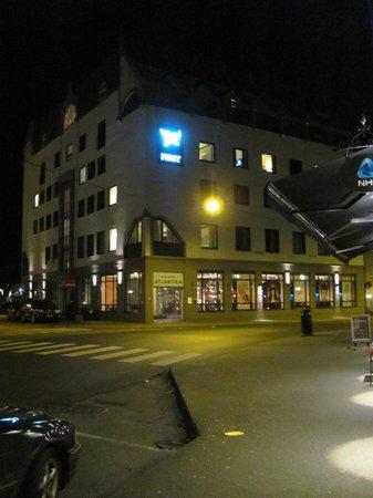 First Hotel Atlantica: The Atlantica at night