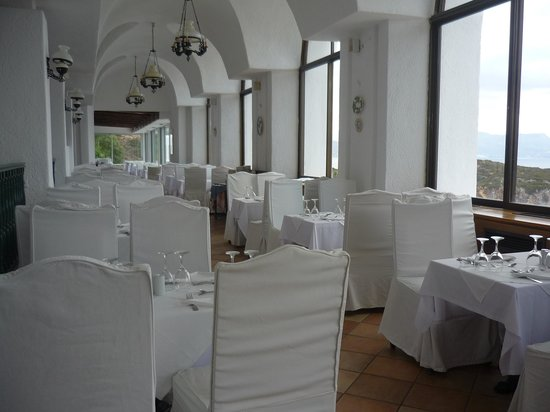 Istron Bay Hotel: Le restaurant