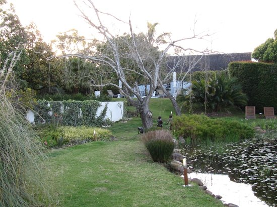 Rothman Manor: Garden
