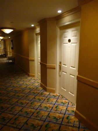 Belmond Miraflores Park : couloir hôtel